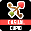 Casual Cupid Free Dating App icon