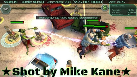 Zombie Defense Mod [Compras Grátis / Dinheiro Infinito] 7
