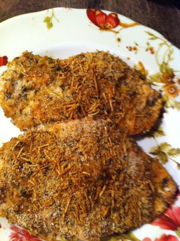 Weight Watchers Parmesan Chicken Breast Recipe