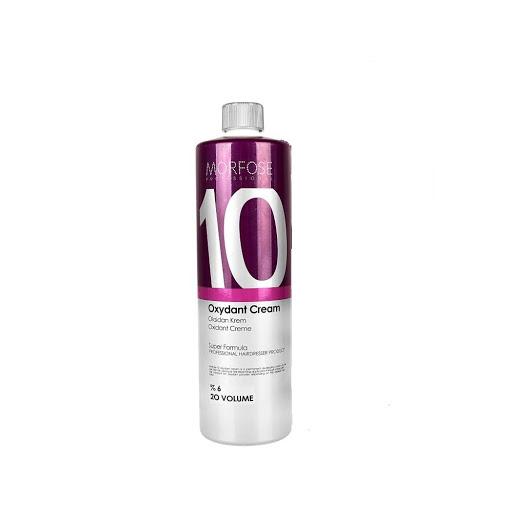 agua oxigenada morfose crema 20v 1000ml