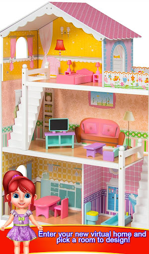 Skachat Baby Princess Doll House Idea Android Games Apk 4746342