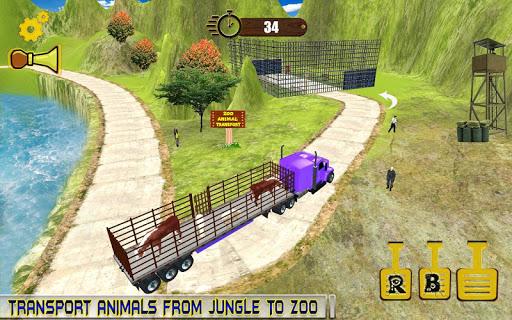 Off-road Animal Truck Simulator 2018 for PC