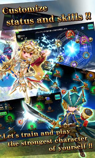 RPG Elemental Knights R (MMO) 4.2.4 screenshots 13