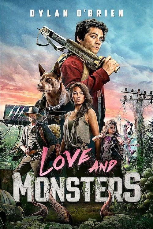 De amor y monstruos