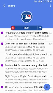 Email TypeApp - Best Mail App!- screenshot thumbnail