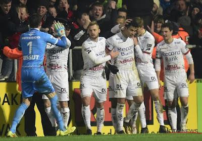 Surprise !  Un ancien joueur d'Anderlecht n'est pas repris dans la sélection de Zulte-Waregem