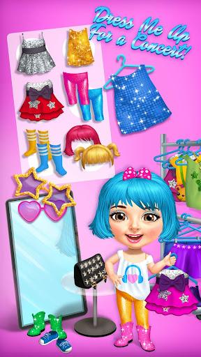 Sweet Baby Girl Pop Stars - Superstar Salon & Show 3.0.10002 screenshots 4