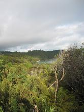 Photo: High above Taiwawe beach