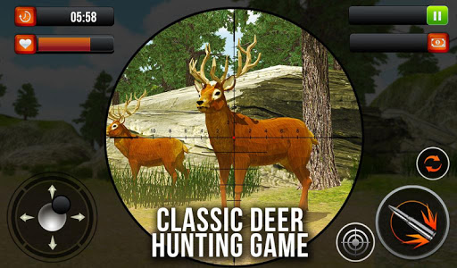 Ultimate Deer Hunting 2018: Sniper 3D Games screenshots 13