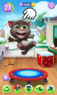 My Talking Tom 2 Mod Apk 2.5.0.9 [Unlimted Money] 4