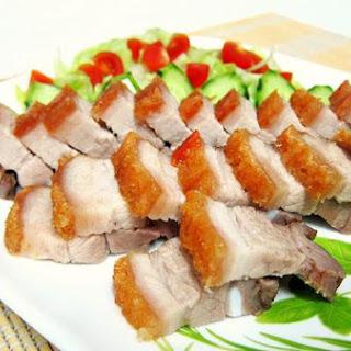 Roasted Pork 烧肉