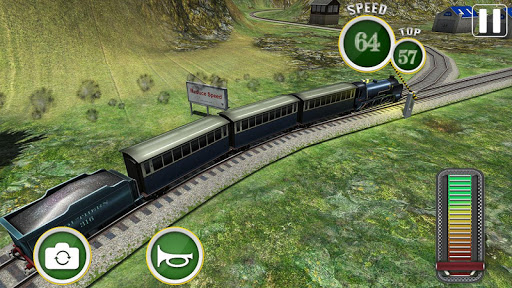Fast Euro Train Driver Sim: Train Games 3D 2020 android2mod screenshots 18