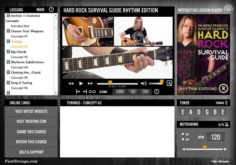 Angus Clark - Hard Rock Survival Guide: Rhythm Edition