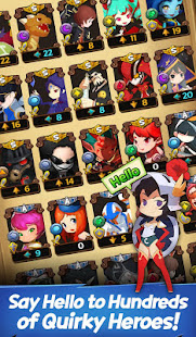Download Idle: Hello Hero All Stars v 1 23 1 APK + Hack MOD