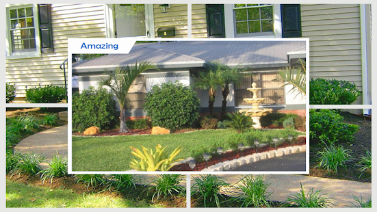 Beautiful Home Yard Design - náhled