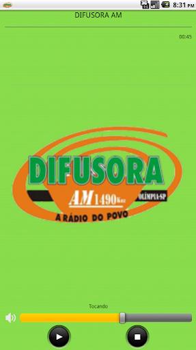 DIFUSORA AM OLIMPIA-SP