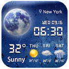погода виджет прогноз погоды icon