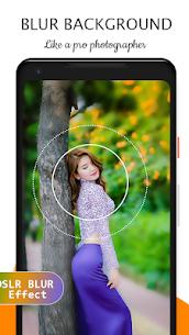 HDR Effect – Orinji Photo Editor Focus Effect 2