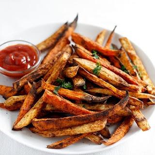 Chipotle Sweet Potato Fries.