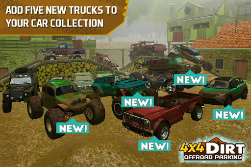 4x4 Dirt Offroad Parking 1.3 screenshots 1