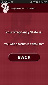 Pregnancy Test Scanner Prank screenshot 6