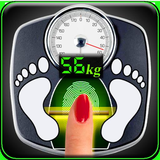 Weight Machine Scanner Prank