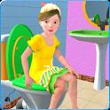 Kids Toilet Emergency Pro 3D icon