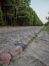Photo: Ajettiin 2km tätä tietä. Nopeus 5km/h :)