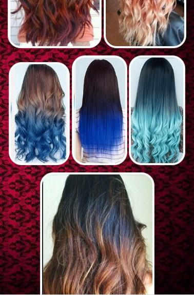 DIY Hair Color Ideas - Android Apps on Google Play