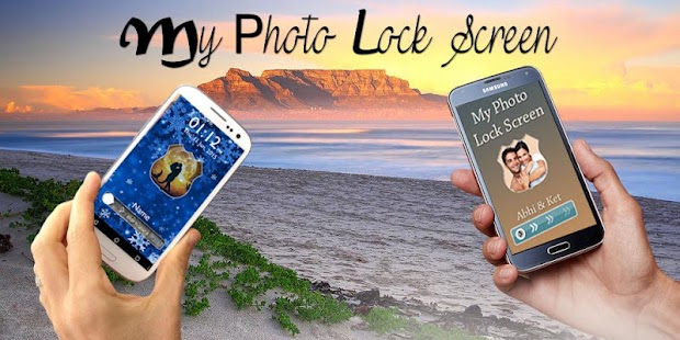 Download My Photo Name Lock Screen APK for Android