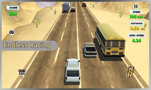 Car Driving Traffic Racer