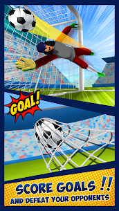 Soccer Striker Anime – RPG Champions Heroes  App Download For Android 3