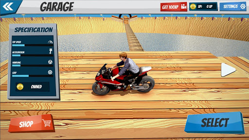 Water Surfer Bike Beach Stunts Race filehippodl screenshot 5
