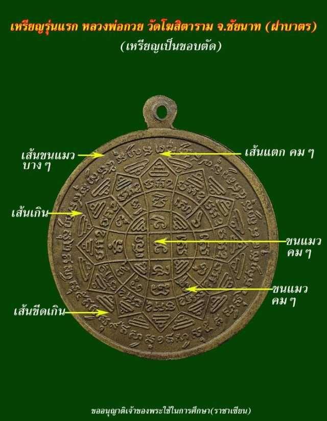 """ประวัติ """"เหรียญหลวงพ่อกวย รุ่นแรก ปี 2504"""" สุดยอดแห่งความเข้มขลังที่ราคาหลักล้าน ! 11"""