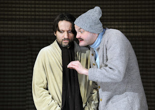 "Photo: WIEN/ Theater in der Josefstadt: ""Totes Gebirge"" von Thomas Arzt. Inszenierung: Stephanie Mohr. Premiere am 21.1.2016. Ulrich Reinthaller,  Roman Schmelzer.. Copyright: Barbara Zeininger"
