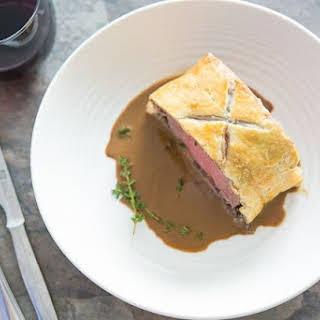 Best Beef Wellington.