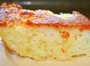 Pineapple Angel Food Dream Cake Recipe