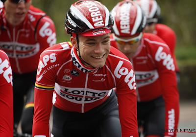 Tosh Van der Sande was de sterkste in de slotetappe van de Ronde van Wallonië
