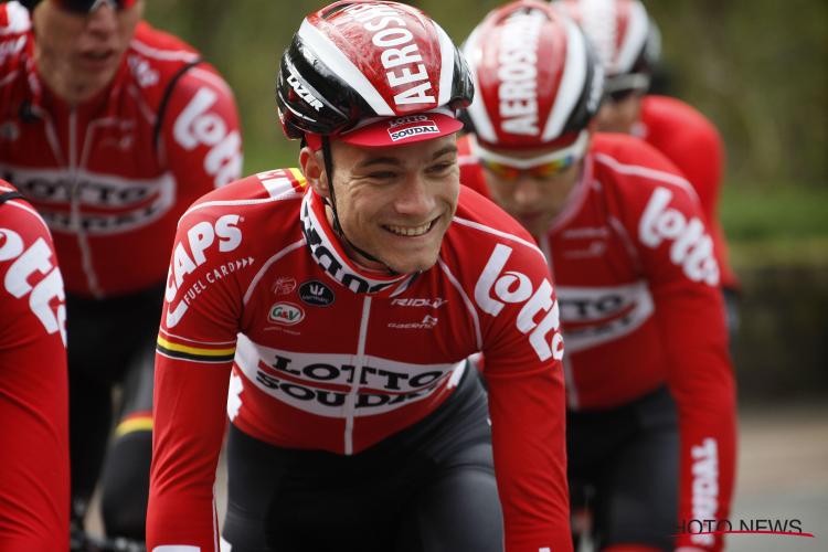 Lotto-Soudal aan het feest in de Ronde van Wallonië, Vliegen eindwinnaar