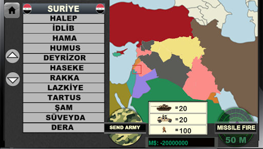 Syria and Iraq War 1.0.0.21 androidappsheaven.com 1