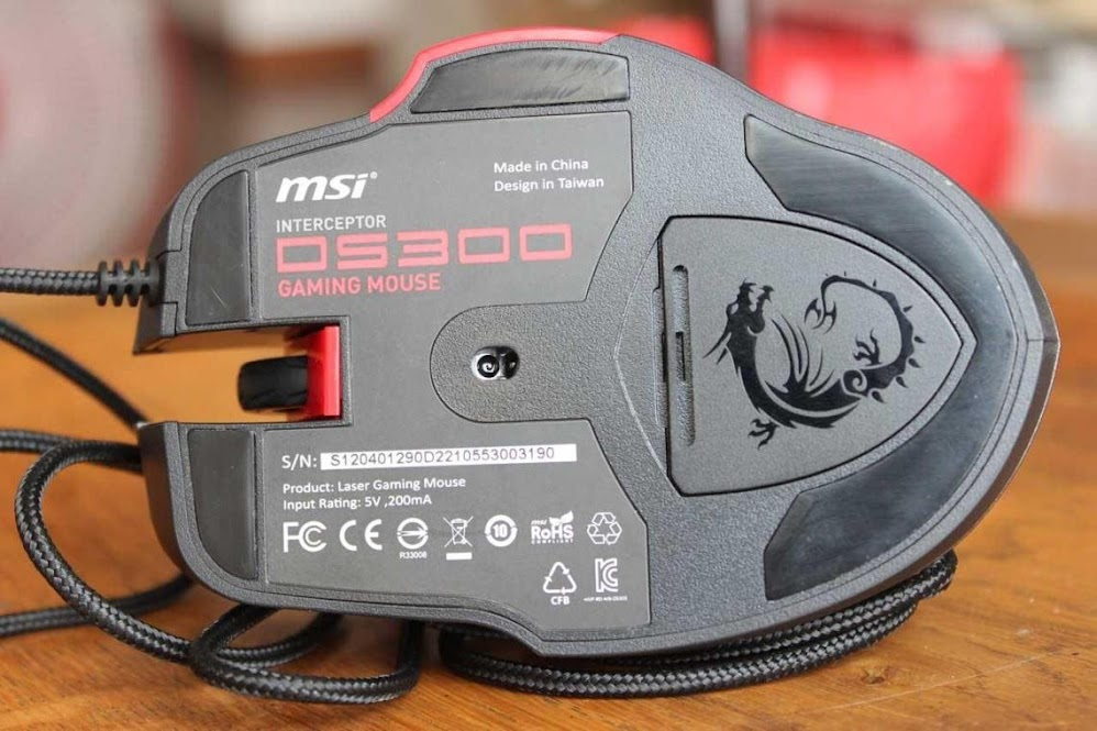MSI Interceptor DS300