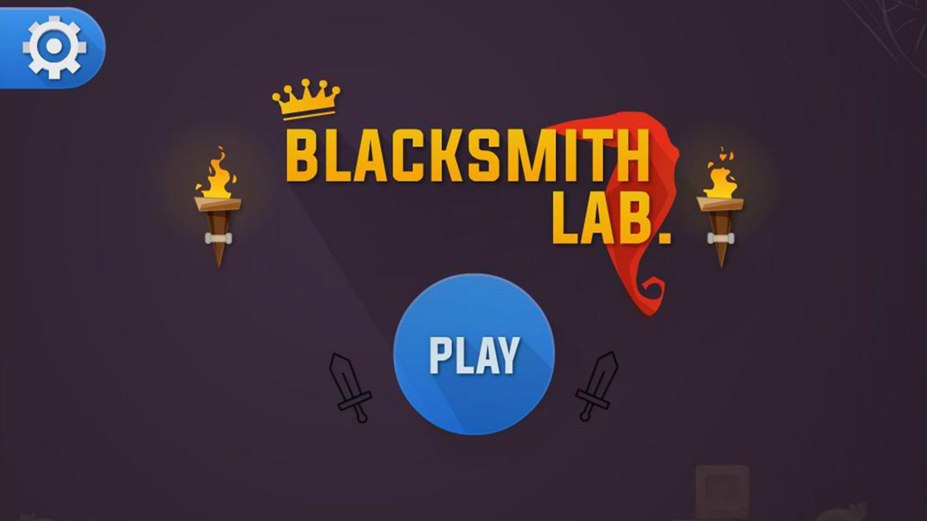 Blacksmith Lab Idle- screenshot