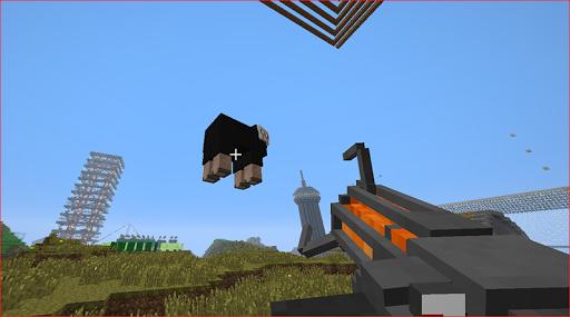 Portal Gun Mod for Minecraft 1.03 screenshots 1