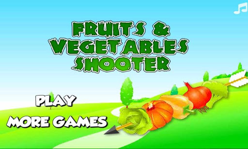 Fruits Vegetables Shooter