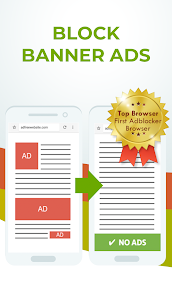 Free Adblocker Browser Apk- Adblock & Popup Blocker 1