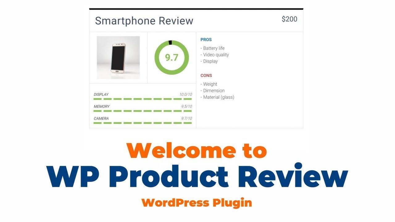 6 Plugin Rich Snippet untuk Meningkatkan Traffic Organic: WP Product Review