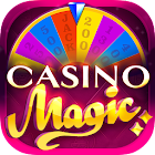 Casino Magic Slots GRATIS icon