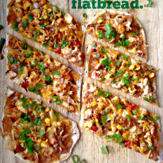 Fiesta Flatbread.