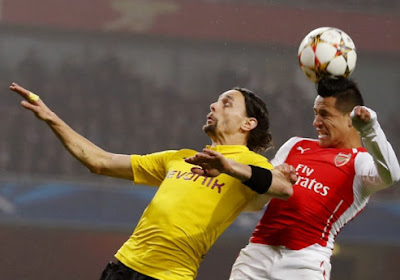 GROUPE D: Arsenal qualifié contre un faible Dortmund