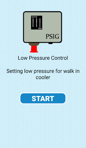 Screenshot for HVAC Low Pressure Control Calculator in United States Play Store